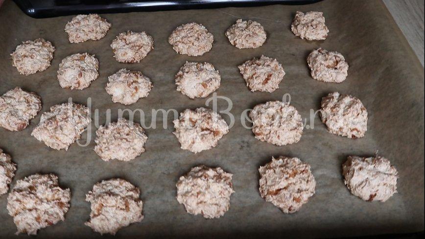 Карамельно-кокосовое печенье без муки - шаг 5