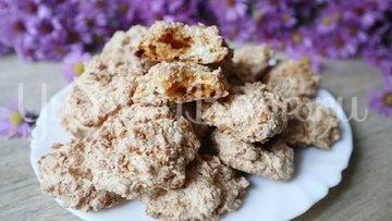 Карамельно-кокосовое печенье без муки - шаг 6