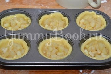 Пирожки с грушами - шаг 4