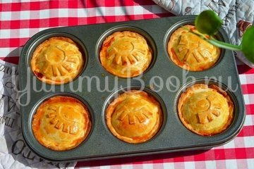 Пирожки с грушами - шаг 5