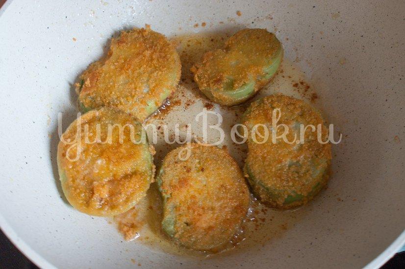 Жареные зелёные помидоры - шаг 5