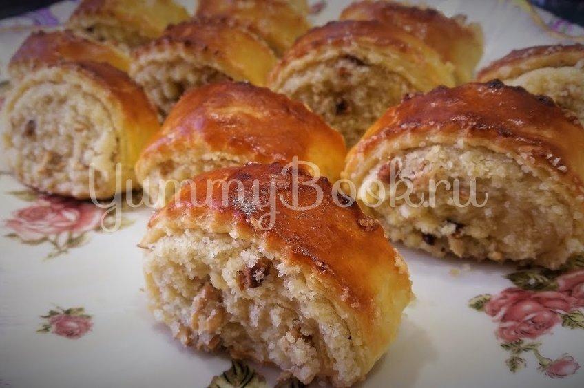 Када (гата) — домашнее печенье с начинкой