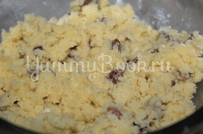 Када (гата) — домашнее печенье с начинкой  - шаг 1