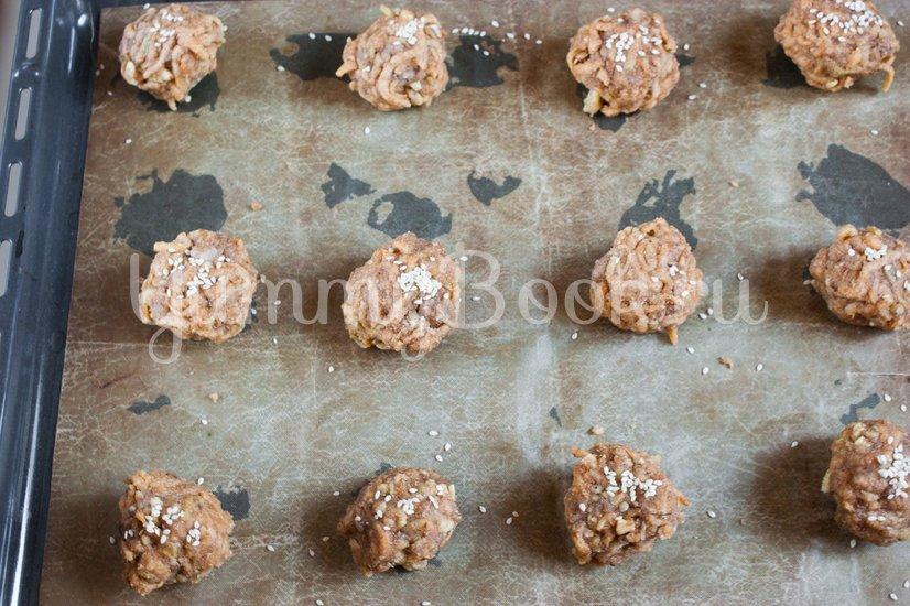 Цельнозерновое печенье с тыквой - шаг 3