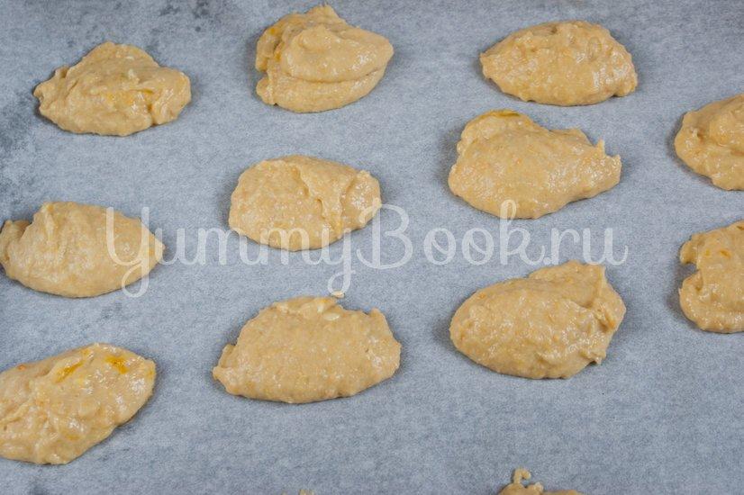 Тыквенное печенье - шаг 5
