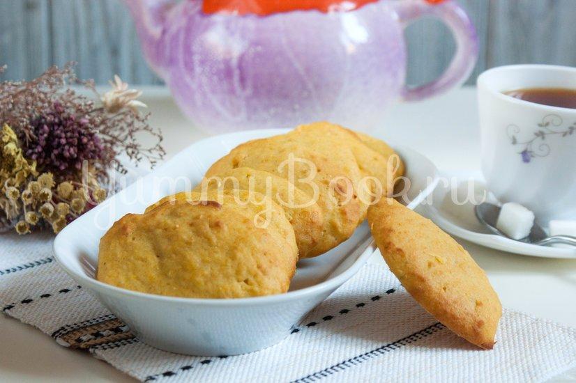 Тыквенное печенье - шаг 6
