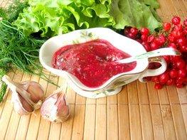 Оригинальный соус к мясу, рыбе или птице