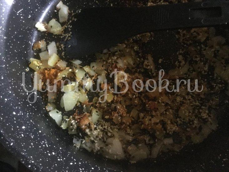 Дал, индийский суп-пюре (дхал) - шаг 3