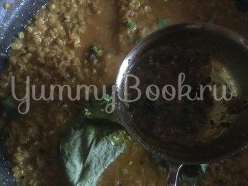 Дал, индийский суп-пюре (дхал) - шаг 7