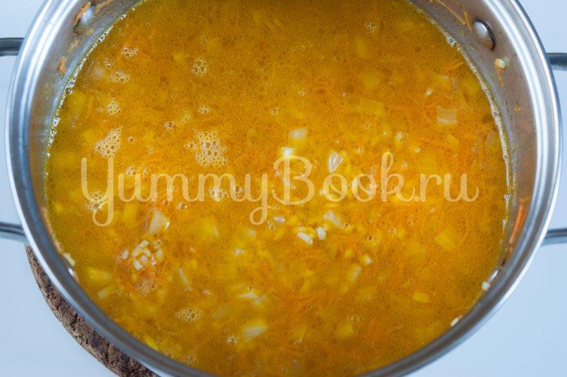 Жареный рис с карри - шаг 4