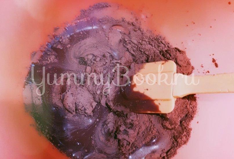 """Пирожное """"Картошка"""" на шоколадном масле - шаг 2"""