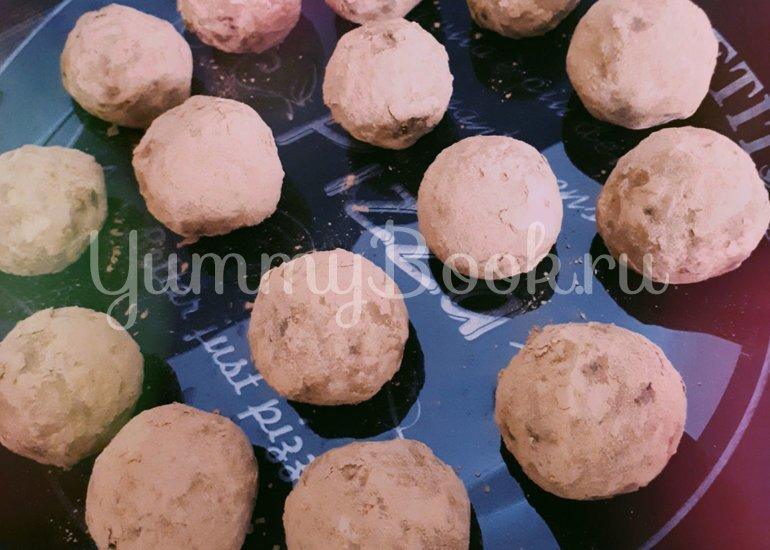 """Пирожное """"Картошка"""" на шоколадном масле - шаг 6"""
