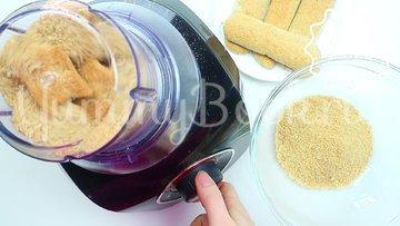 Пирожное к чаю за 10 минут  - шаг 1