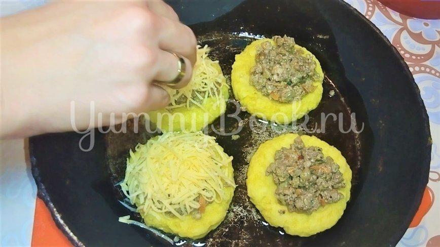 Блюдо из отварного картофеля - шаг 3