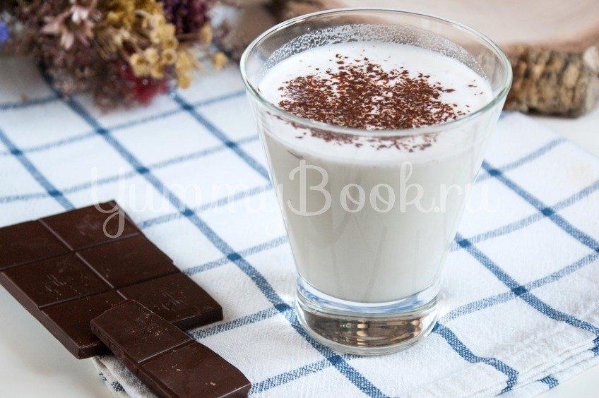 Согревающий молочный коктейль