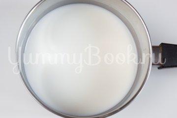 Согревающий молочный коктейль - шаг 1