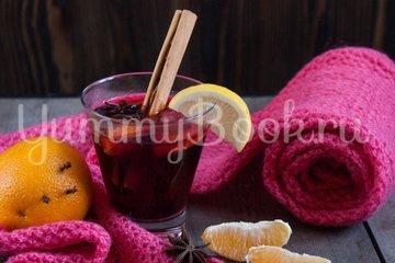 Безалкогольный вишнёвый глинтвейн - шаг 3