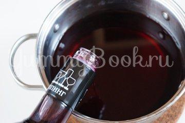 Безалкогольный вишнёвый глинтвейн - шаг 1