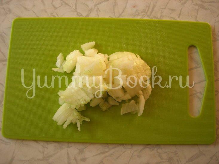 Румынский дроб из куриной печени - шаг 1