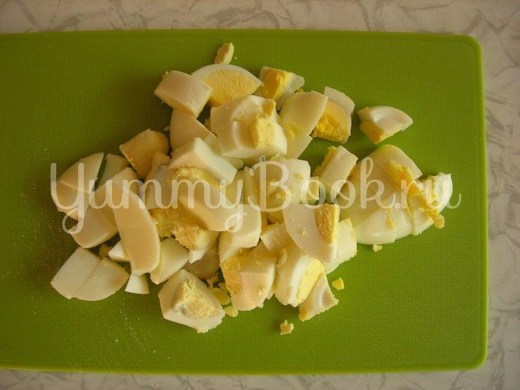 Румынский дроб из куриной печени - шаг 2