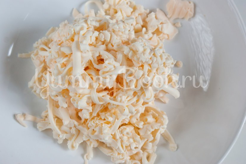 Сырный суп с вермишелью - шаг 4