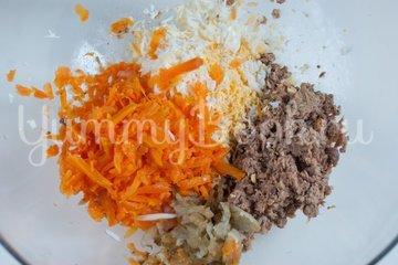 Еврейская закуска с тунцом - шаг 1
