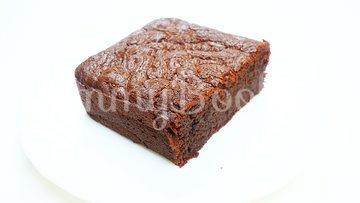 Сочный шоколадный кекс - шаг 5