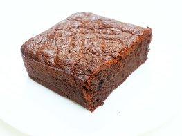 Сочный шоколадный кекс