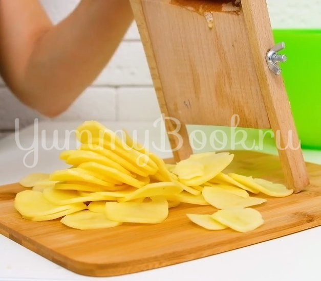 Картофельная запеканка с фаршем - шаг 3
