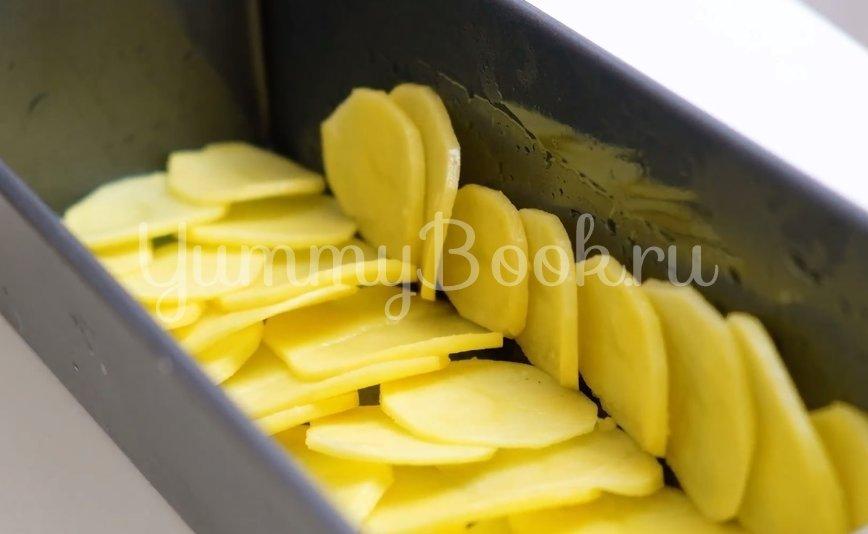 Картофельная запеканка с фаршем - шаг 4