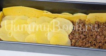 Картофельная запеканка с фаршем - шаг 6