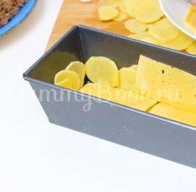 Картофельная запеканка с фаршем - шаг 5