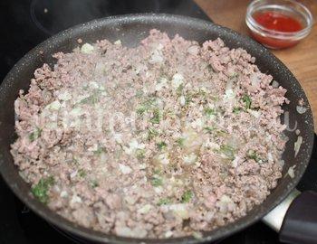 Картофельная запеканка с фаршем - шаг 2