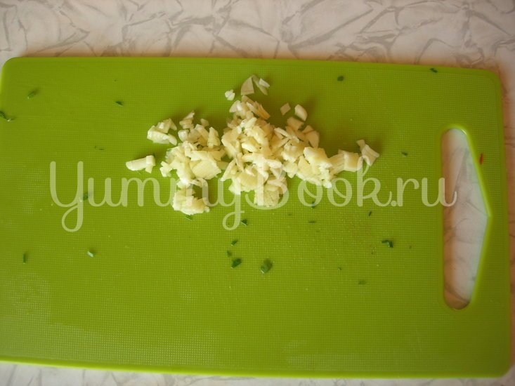 Салат «Мазурка» на праздничный стол - шаг 4