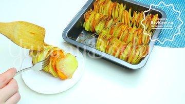 Ароматная картошка в духовке - шаг 5