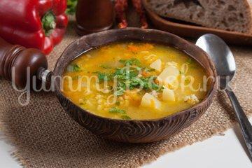Суп с булгуром в мультиварке - шаг 6