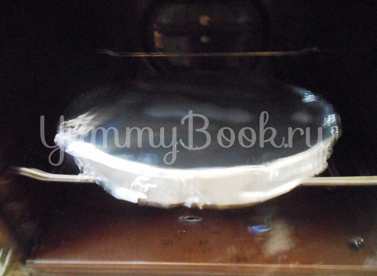 Белый амур, фаршированный сладким перцем в духовке - шаг 11