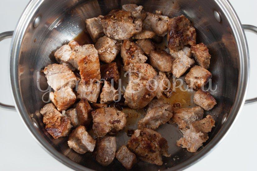 Гречневая каша со свининой - шаг 1