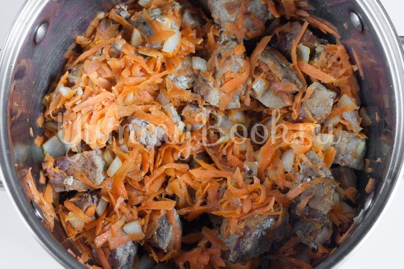 Гречневая каша со свининой - шаг 2