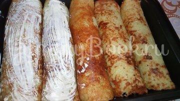 Рулеты из картофеля с мясом и сыром - шаг 5