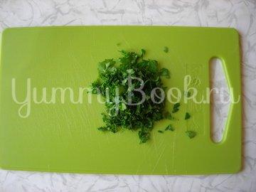 Праздничная закуска с тунцом на ананасовых кольцах - шаг 1