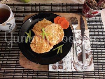 Сырники с морковью - шаг 6