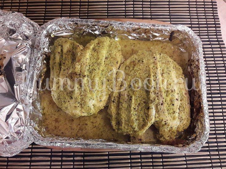 Куриная грудка в чесночно-лимонном маринаде - шаг 4