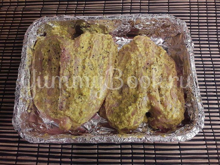 Куриная грудка в чесночно-лимонном маринаде - шаг 3