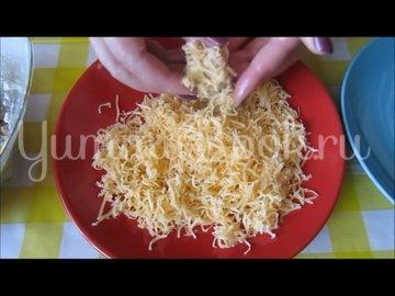 Закусочные шарики из печени трески  - шаг 4