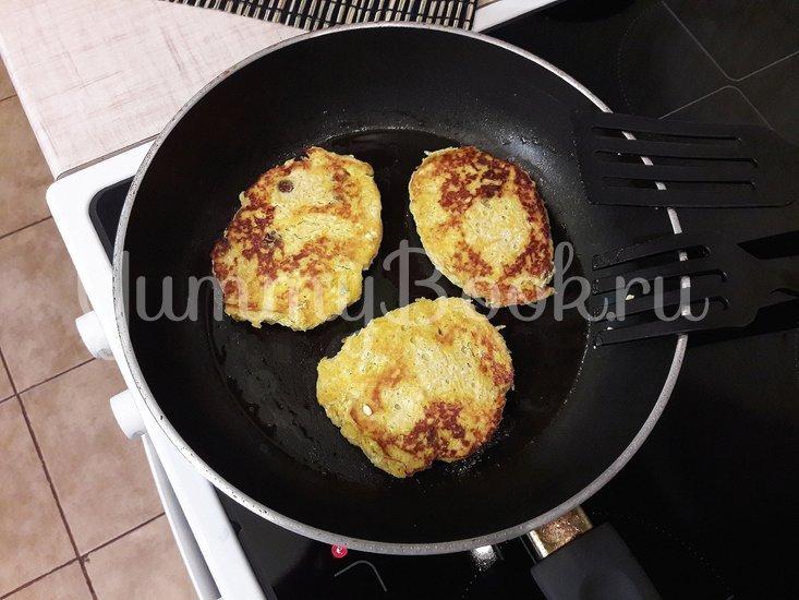 Сырники с тыквой - шаг 6