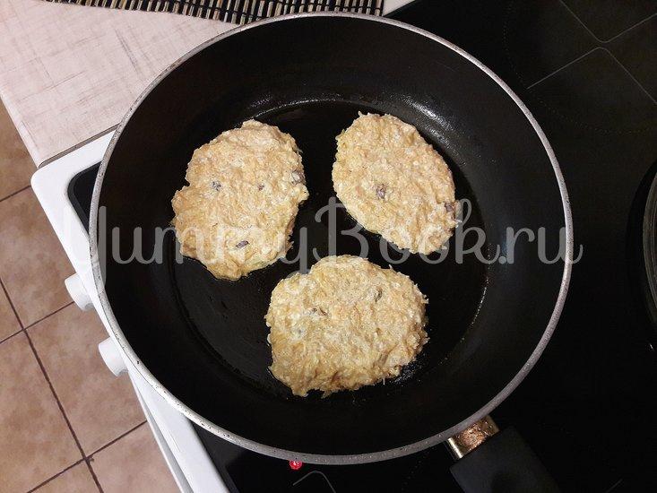 Сырники с тыквой - шаг 5