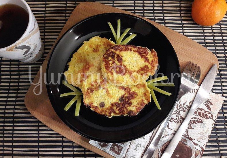 Сырники с тыквой - шаг 7