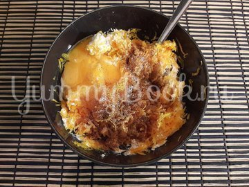 Сырники с тыквой - шаг 3