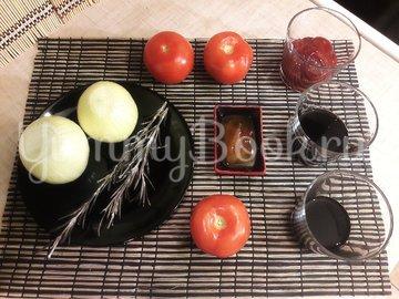 Кисло-сладкий томатный соус - шаг 1